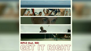 Diplo - Get It Right (Feat. MØ) (Official Audio)