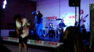 Bonfire (AC/DC Tribute Band) - Live Wire - WNCX Charity Event - 11/26/10