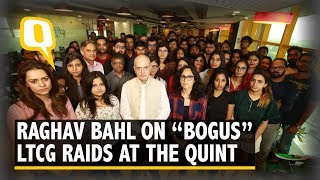 "Raids on The Quint: So-Called ""Bogus"" LTCGs Were Filed, Assessed 