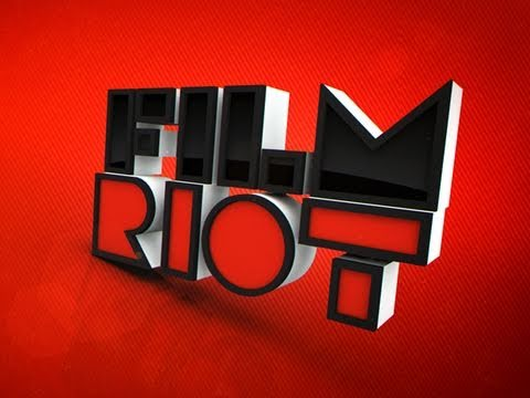 Film Riot - Fake Knife, Fire and a Whole New Look!!!
