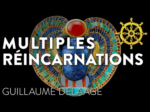 DE MULTIPLES RÉINCARNATIONS