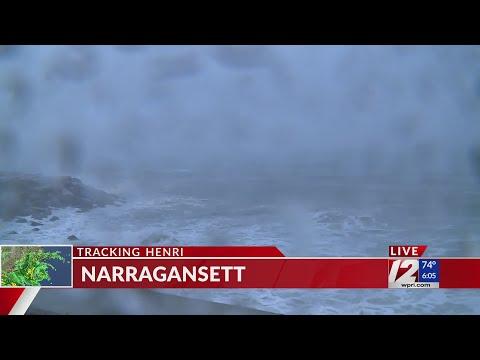 6 am Hurricane Henri Update