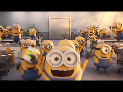 Minion Happy Birthday