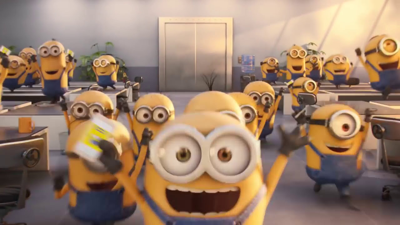 Minion Happy Birthday Youtube