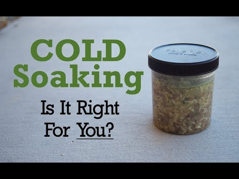 Cold Soaking/Stoveless Backpacking - Is It Right For You?