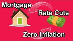 Mortgage Delinquencies Increasing, Inflation at Zero, Rate Cut Imminent