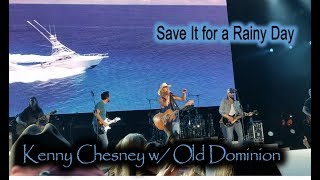 Kenny Chesney w/ Old Dominion - Save It for a Rainy Day | StewarTV