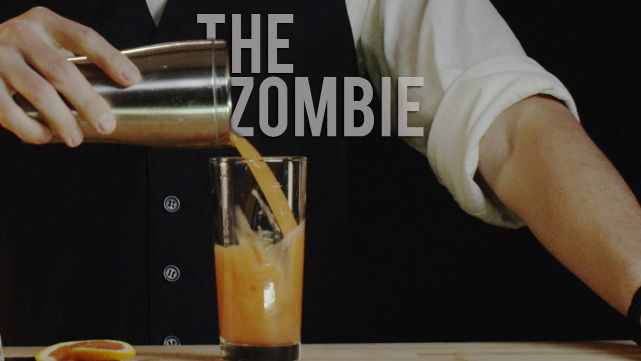 Cocktail zombie iba