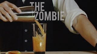 How To Make The Zombie - Best Drink Recipes