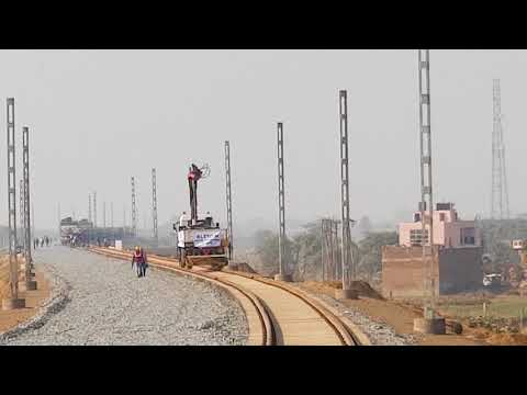Dedicated Freight Corridor to decongest Indian Railways, More passenger trains from 2019