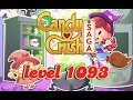 Candy Crush Saga Level 1093 - ★★★