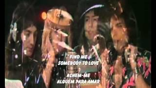 Queen   Somebody To Love Letra & Tradução by Jottaelle