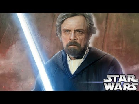 Why Luke Skywalker Was Killed in Episode 8 Instead of 9 - Star Wars The Last Jedi Explained