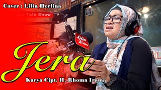 Download lagu H. Rhoma Irama - Jera - Cover Lilin Herlina  - [ Latian Bersama All Crew Lilin Herlina Channel ]