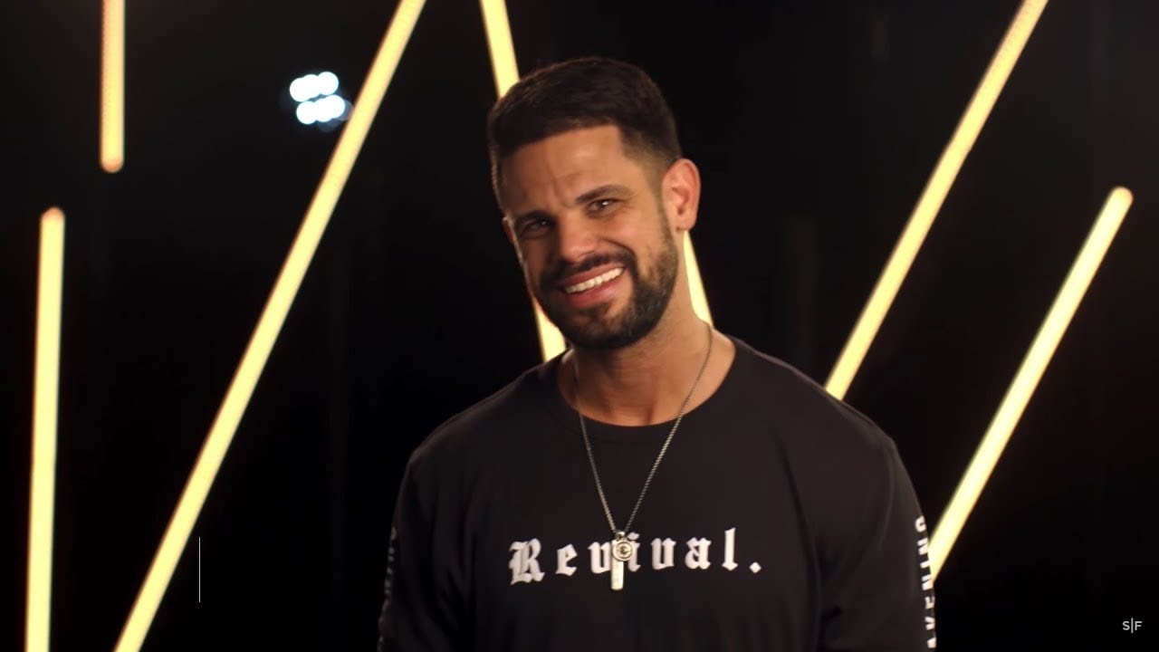 Welcome back to the Official Steven Furtick YouTube Channel