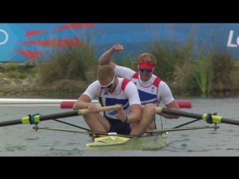 Rowing Men's Pair Semifinals Full Replay - London 2012 Olympic Games