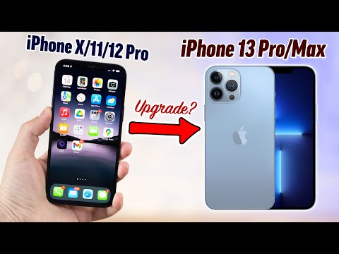 iPhone 13 Pro - Should you upgrade from the 12 Pro?!