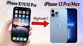 iPhone 13 Pro - Should you upgrade from the 12 Pro?! 🤔