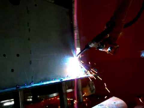 KUKA ROBO Welding Machine