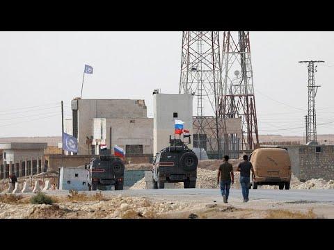 شاهد: عملية انتشار قوات تابعة للجيش الروسي والسوري في منبج…  - نشر قبل 3 ساعة