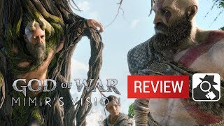 GOD OF WAR: MIRMIR'S VISION | AppSpy Review(ish)