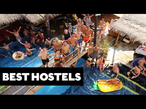 HOW TO BOOK & BUDGET FOR THE BEST HOSTELS AROUND THE WORLD