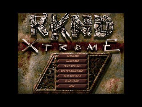 KKnD Xtreme [Krush, Kill 'n' Destroy] - Survivor Mission 9 (Rescue the Commander) - Gameplay  