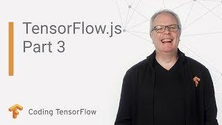 Construire un réseau de neurones pour effectuer la classification | TensorFlow.js (Codage TensorFlow)