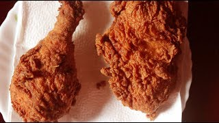 Perfect Fried Chicken Recipe || রেস্টুরেন্ট স্টাইল ফ্রাইড চিকেন || KFC Style Crispy Fried Chicken
