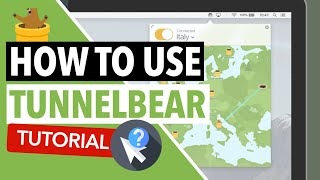 HOW TO USE TUNNELBEAR VPN 🤔✅ : An In-Depth Guide on How to Use TunnelBear on ALL Devices 📱💻🖥️ screenshot 2