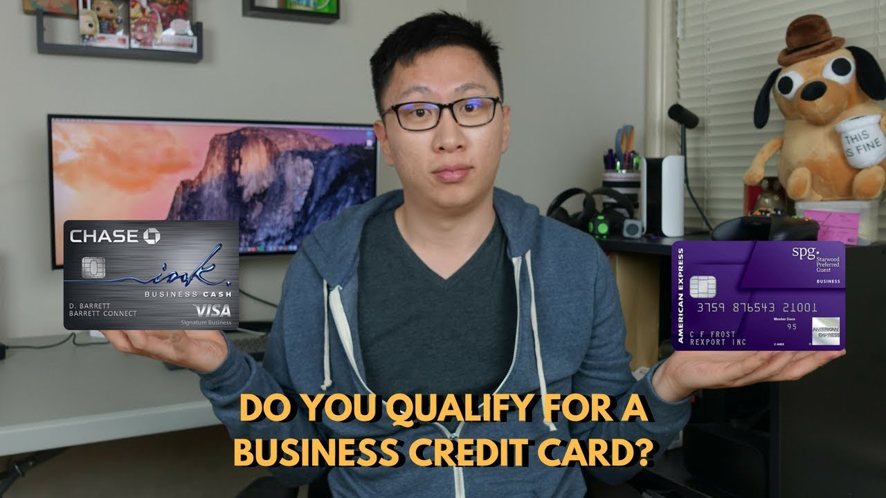 Applying for Business Credit Cards: Amex vs. Chase - YouTube
