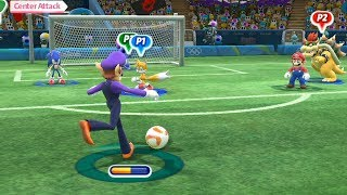 Mario and Sonic at The Rio 2016 Olympic Games #Football (4 player)