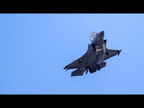 US blocks Turkey from F-35 fighter jet programme, citing Russian missile deal