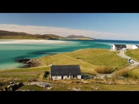 Beautifully Desolate Beaches In The UK HD 2014 HD