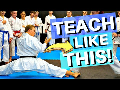 How To Teach FUN Martial Arts Kids Classes (NO Silly Games!)