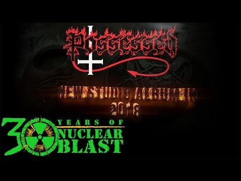 POSSESSED - Sign to Nuclear Blast Records (OFFICIAL TRAILER)