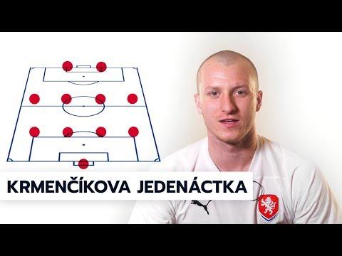 Nejlepší světová jedenáctka Michaela Krmenčíka