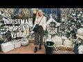 GETTING CHRISTMASSY & SHOE UNBOXING | Laura Bradshaw