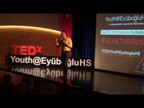 The Story Of A Million Dollar Ride | Veysel Berk | TEDxYouth@EyüboğluHS