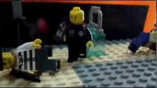 LEGO action for Emmanuelle Vaugier