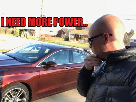 Thumbnail: What's the top speed of my Ford Fusion ? ( It's embarrassing..)