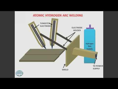 Atomic Hydrogen Arc Welding rklearning