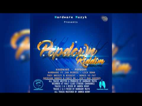 Hardware -   Popdown    ( Popdown Riddim 2017 )