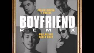 Justin Bieber Ft. 2Chainz, Mac Miller, Asher Roth-Boyfriend (Remix) *Mak C.*