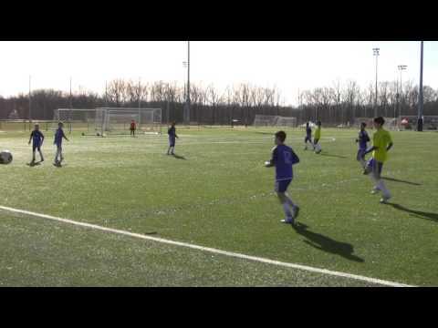 Jefferson Cup - soccer - TSF2004B 2nd game 1st half - TSF vs BRAUSA