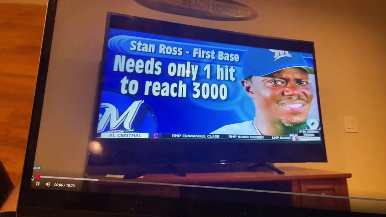 Download Mr. 3000 Stan Ross's final game part 1 of 3
