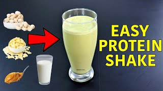 Weight loss protein shake | make a without powder!