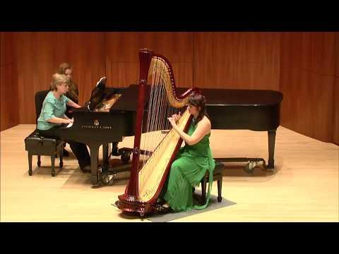 Concerto for Harp by Kevin Kaska - Rosanna Moore, harp