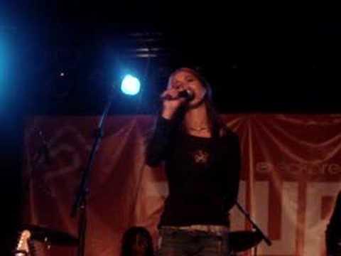Christine Evans - Believe (Live)