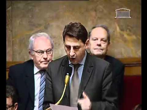 Daniel Goldberg questionne Claude Guéant sur Amesys